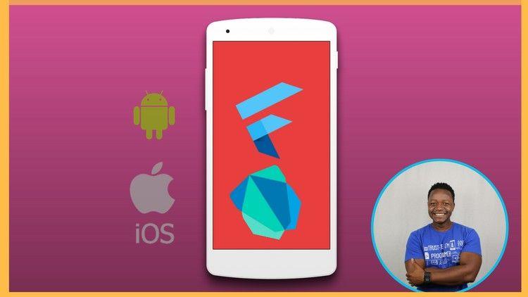 Flutter & Dart The Complete Flutter App Development
