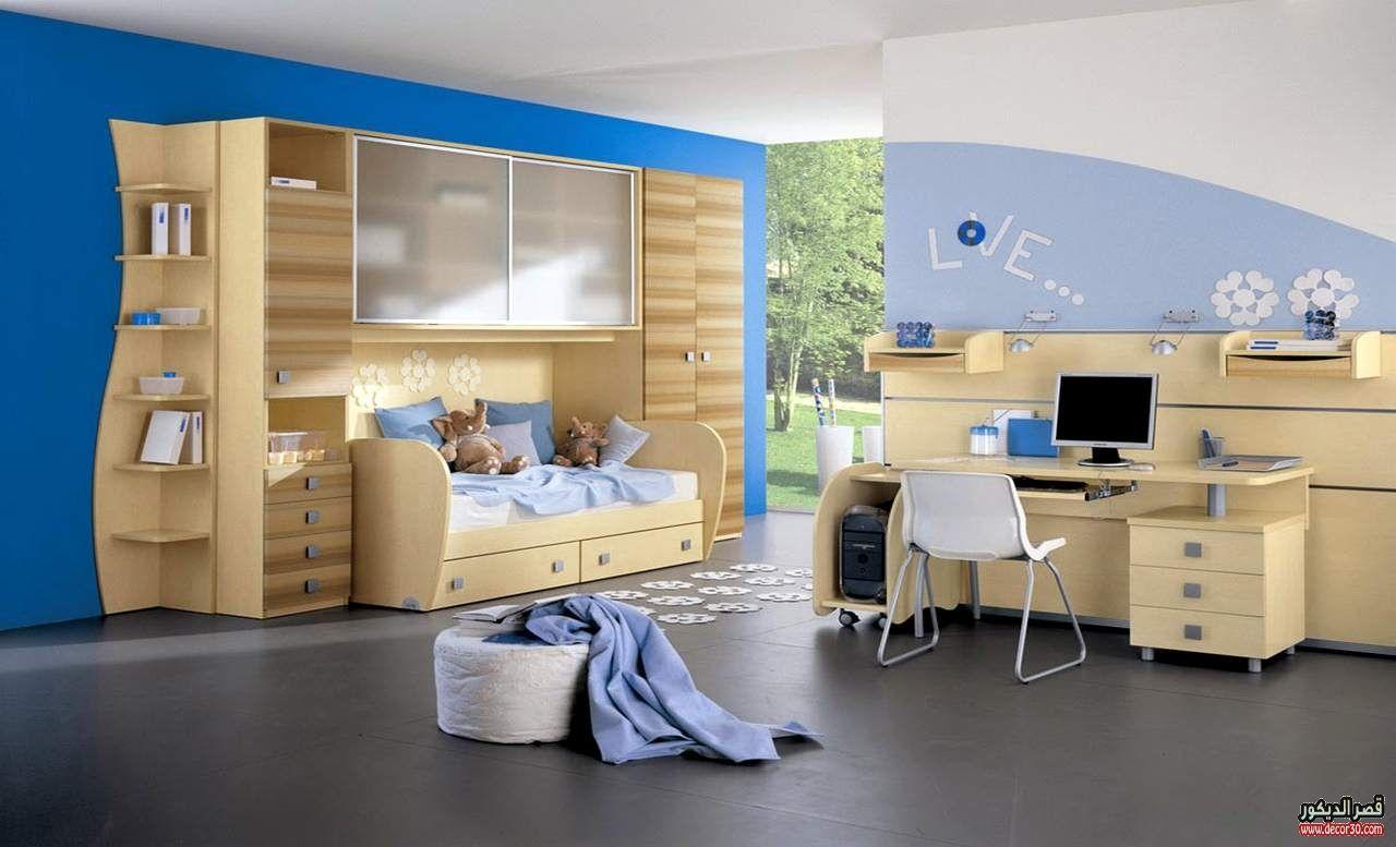 غرف نوم اطفال تركية تصميمات جديدة لغرف الاطفال الحديثة قصر الديكور Bedroom Layouts Modern Toddler Bedroom Rooms To Go Bedroom