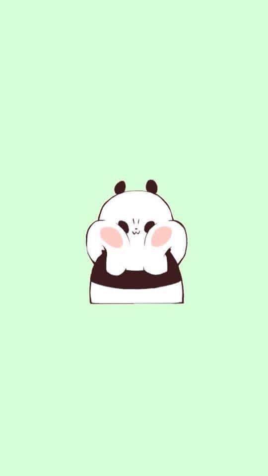 Que Fofo Esse Panda Godinho
