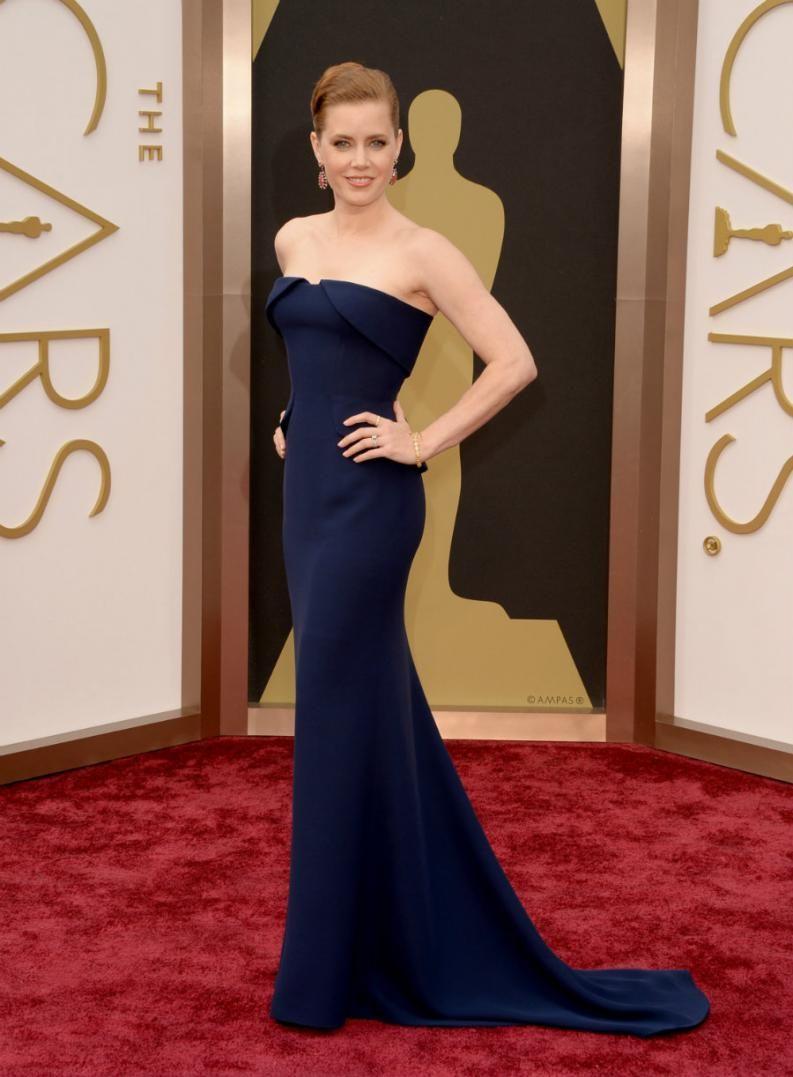 a3e9bb305 Los 15 mejores vestidos azules de la Alfombra Roja