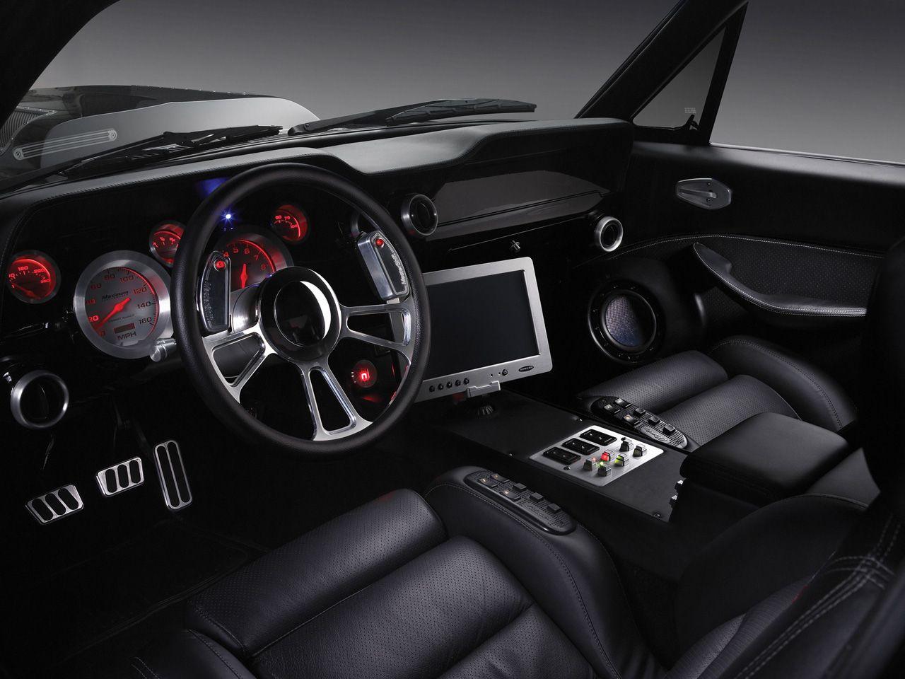 Nextconceptcars Com Mustang First Mustang Camaro Interior