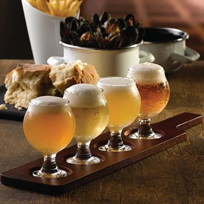 mini continental stemmed beer glass perfect for beer tasting