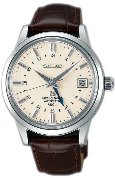 d0b611e80ad Grand Seiko Automatic GMT. Gorgeous. Relógio Automático