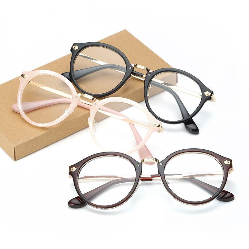 Mode Frauen Brillengestell Brillen Marke Designer Klar Optische ...