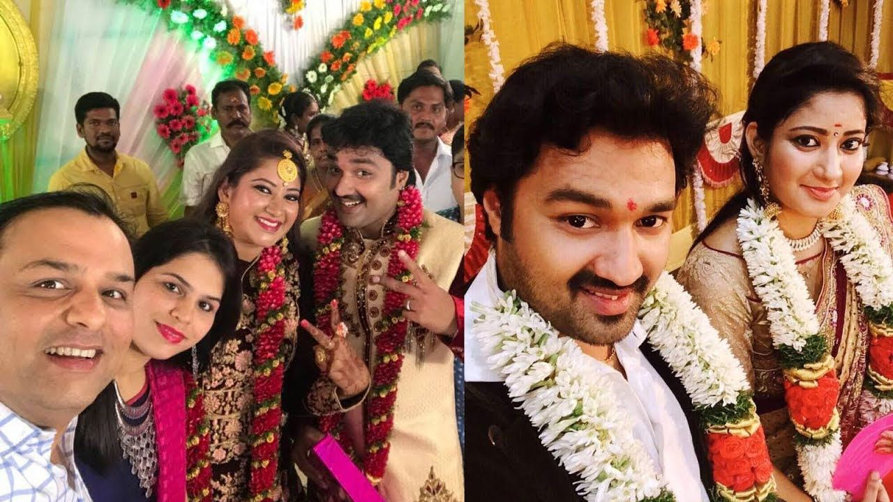 Sun tv Priyamanaval Serial Avanthika  for Serial Actress Priya Mohan Wedding Photos  104xkb