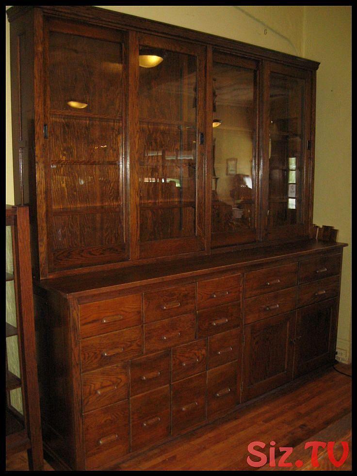 Details About Weship Oak School Cabinet China Bookcase Store Display Kitchen Pantry Laboratory B Kuchen Speisekammer Schranke Speisekammer Schrank Bucherregal