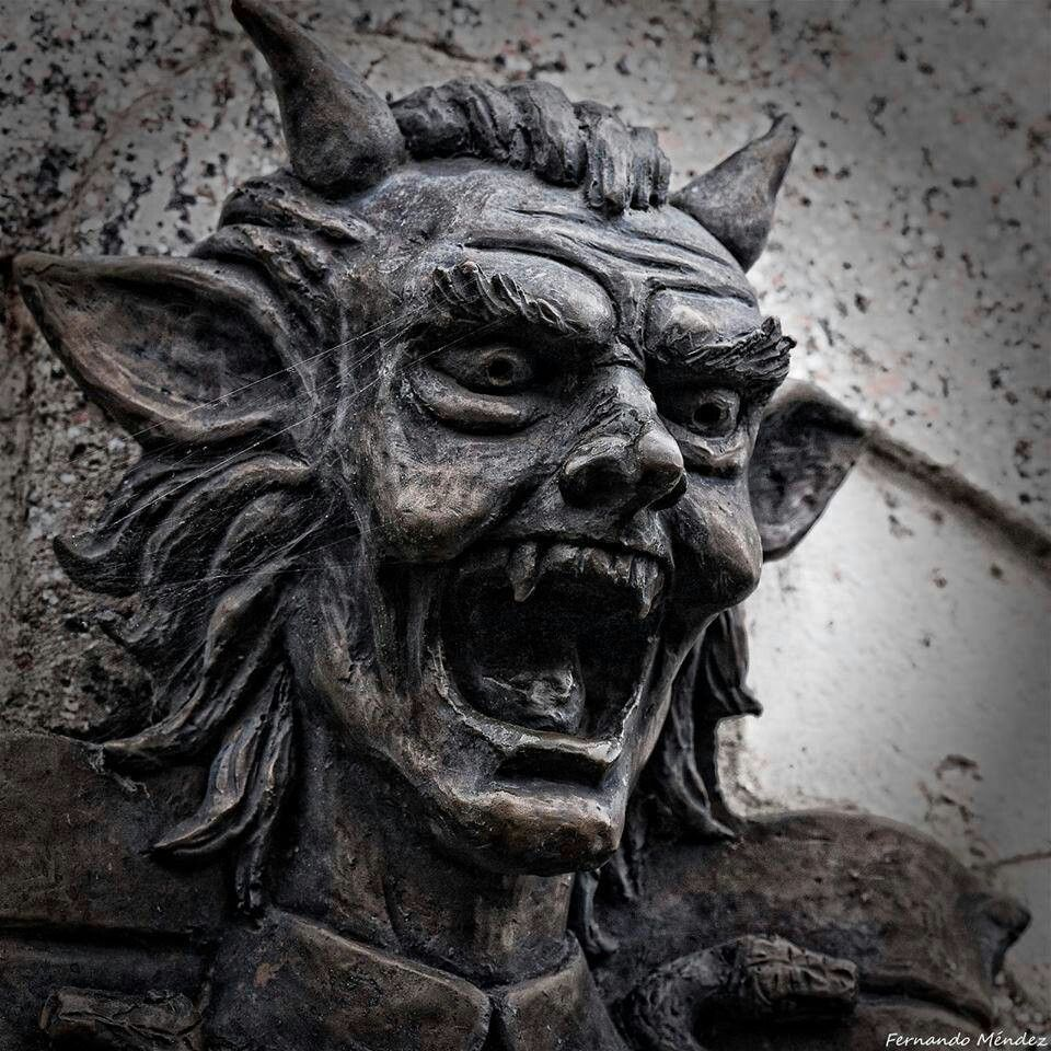 an analysis of the demons within Film review fighting the demons within by stephen holden dec 29, 1999 continue reading the main story share this page continue reading the main story.