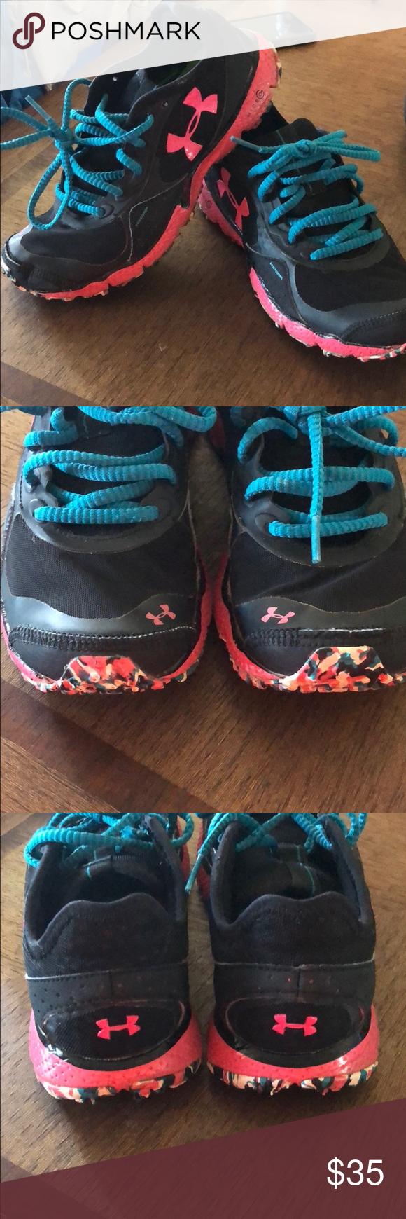 Women's Under Armour Tennis Shoes Multi