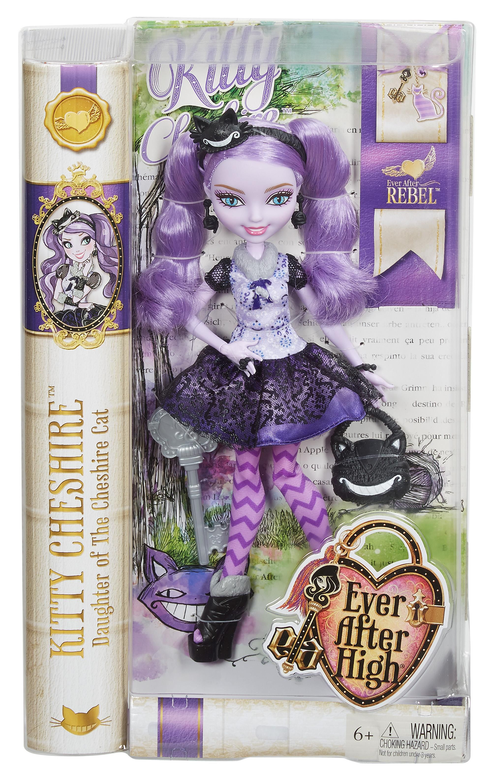 Ever After High Kitty Cheshire Doll Toys