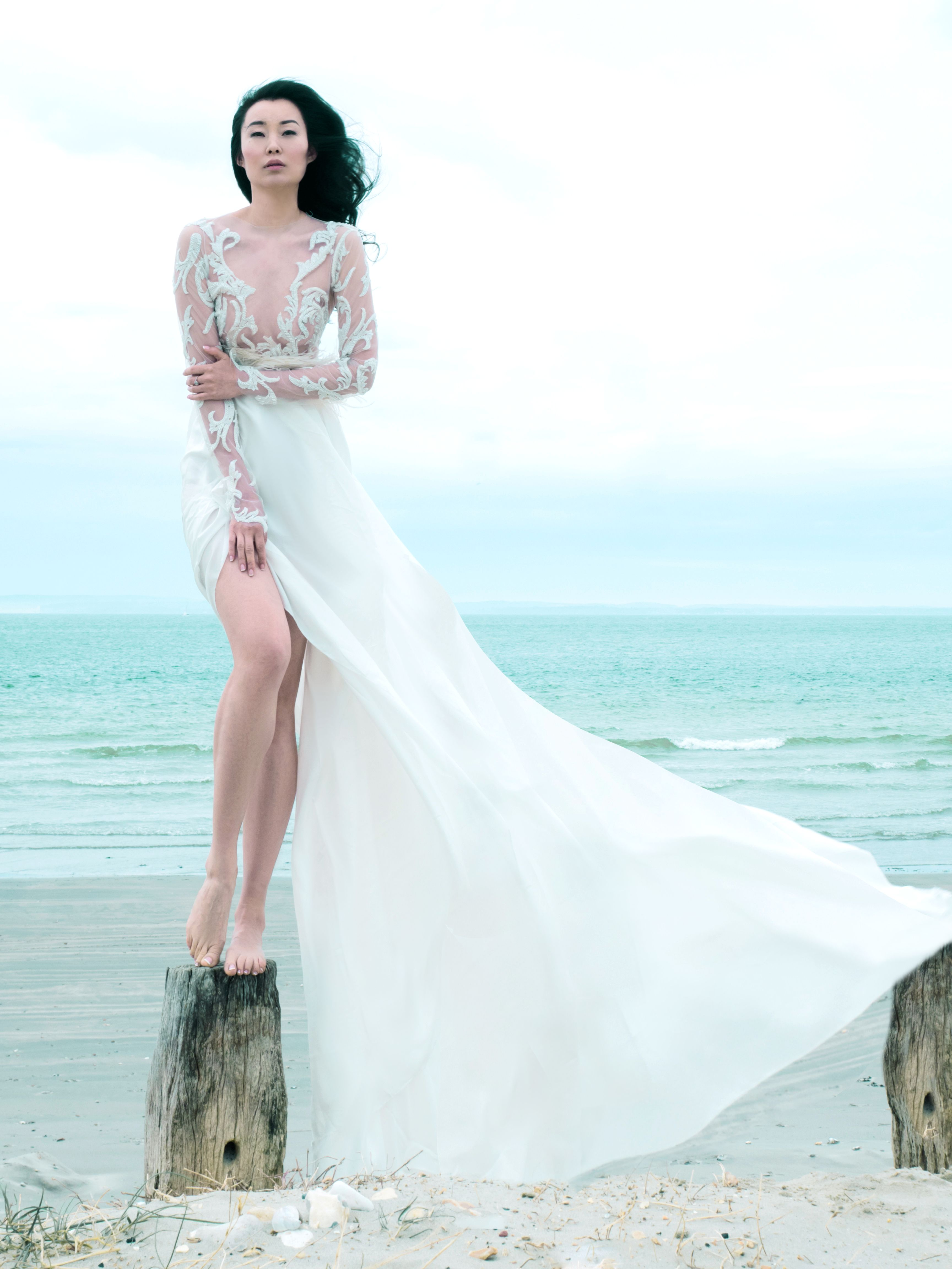 Tatiana gown / Ruth Milliam Bridal Couture 2017 collection / wedding ...