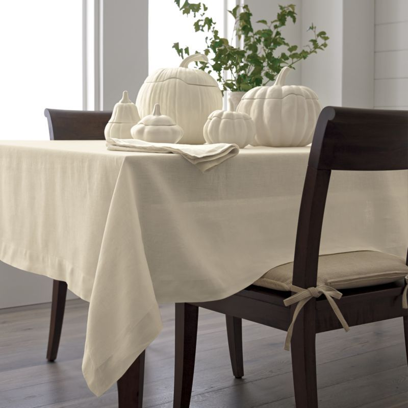 Cabria Natural Cushion For Wood Chair Crate And Barrel Dark