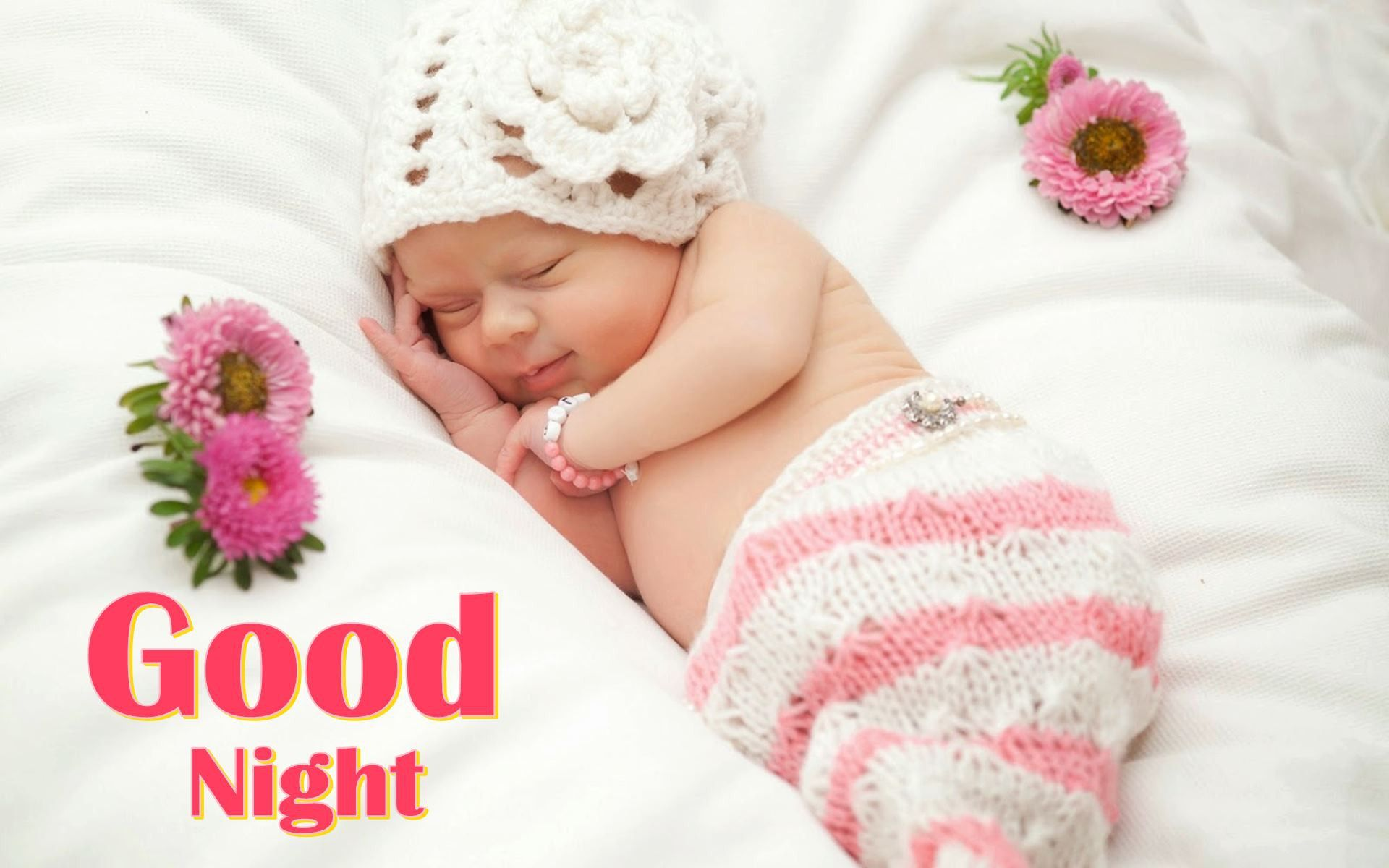 Good night images baby hd