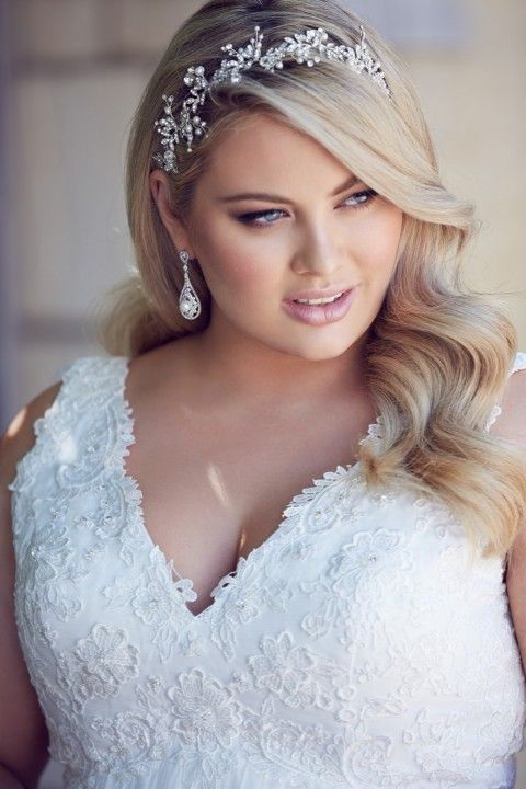 Wedding Hair Styles 2018 Plus Size Women Hairstyles For