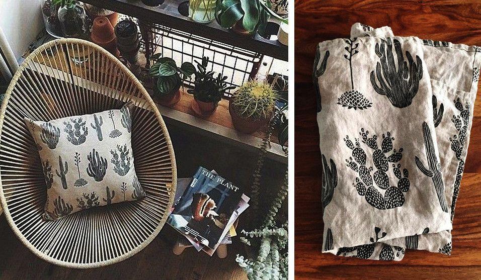 When cacti invade the decor #Home-decor #home-decor-ideas #cheap
