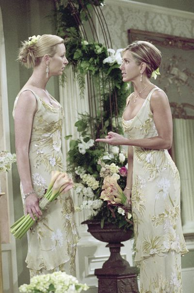 Friends Costume Designer Looks Back On 10 Seasons Of Weddings