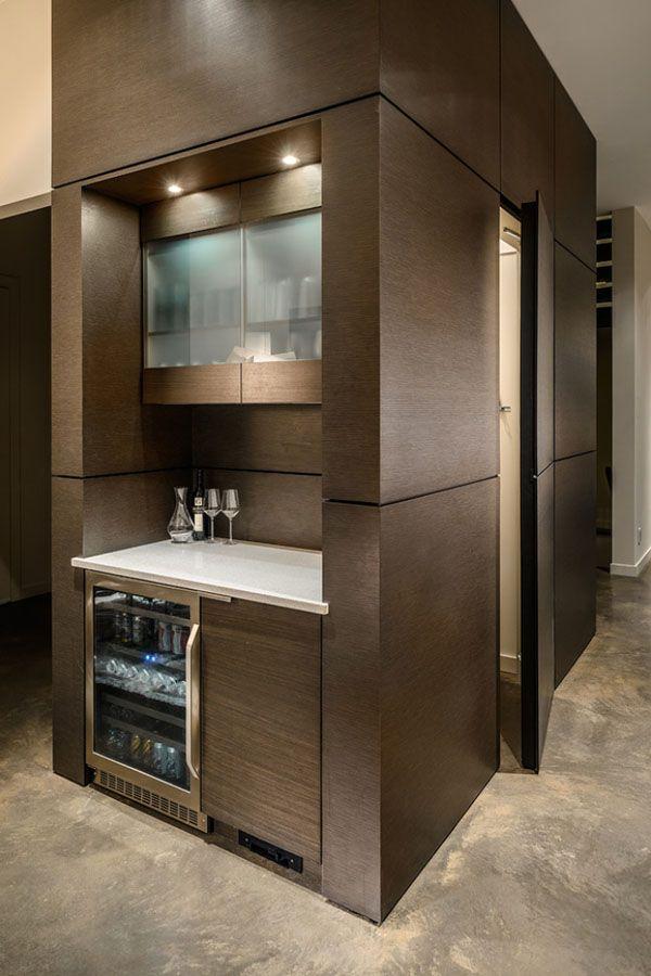 Ultrasleek Modern Property The Dwell On Despard  Modern Adorable Wet Kitchen Design Review