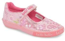 748cbb911bc Lelli Kelly Beaded Mary Jane Sneaker (Toddler