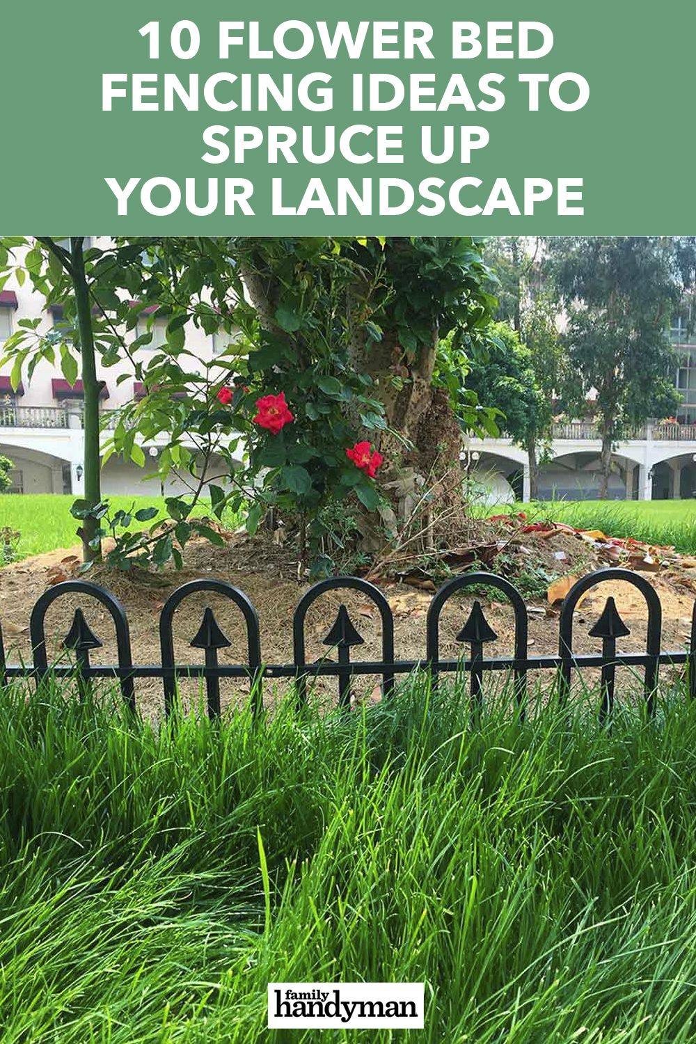10 Flower Bed Fencing Ideas To Spruce Up Your Landscape In 2020