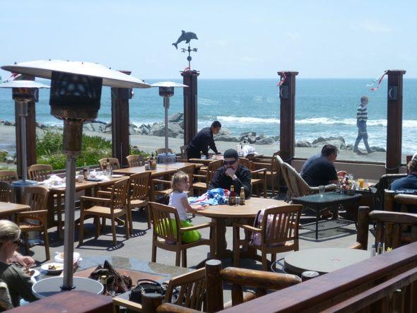 Miramar Restaurant In Half Moon Bay Patio