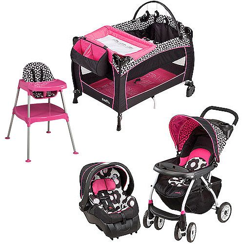 Evenflo Marianna with 10% off Coordinating Pieces: Strollers ...