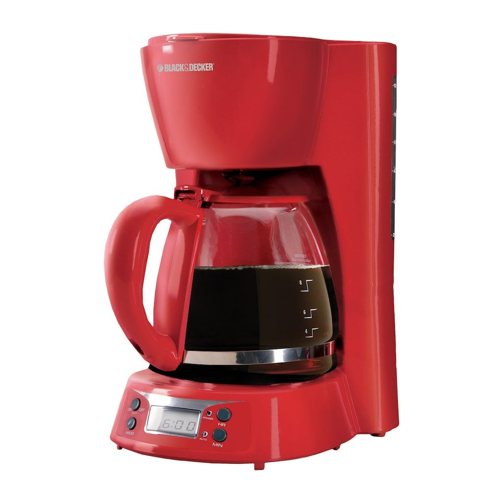 Blackdecker 12cup programmable coffee maker coffee