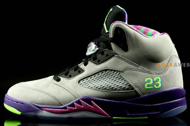 Nike Air Jordan 5 Herren Bel Rétro De Baskets Prince Air Frais
