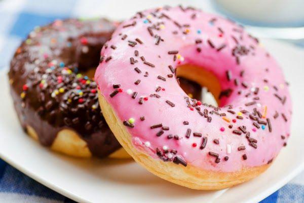 Resultado de imagem para donuts americano