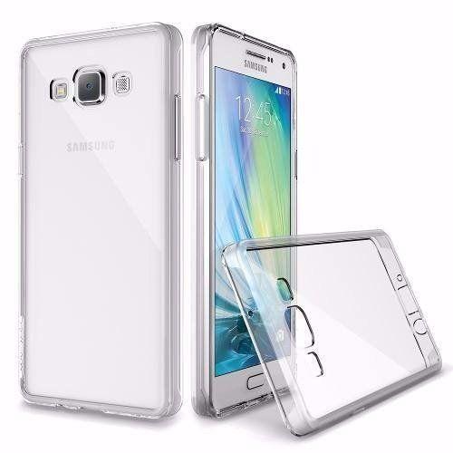 Capa para Celular Samsung Galaxy A7 Gel Premium. É top com proteção anti-choque, anti-riscos, é lavavel,macia e translucida. Excelente escolha para este Excelente smartphone.
