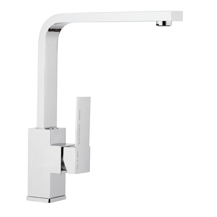 Bathroom Faucet, Remer Q42US, One Lever One Hole Sink Mixer with ...