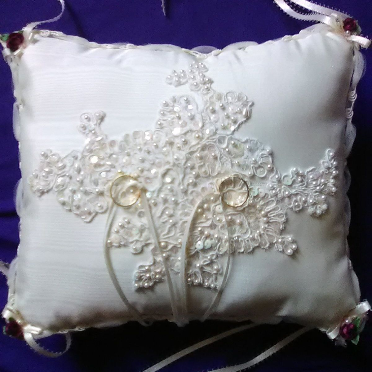 Couture Garters For Wedding: Bridal Couture Garters Ring Pillows Bridal Purses