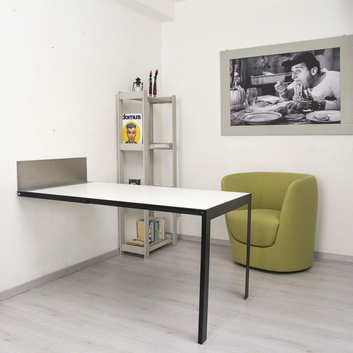 Vengio Transforming Mirror Dining Table Space Saving
