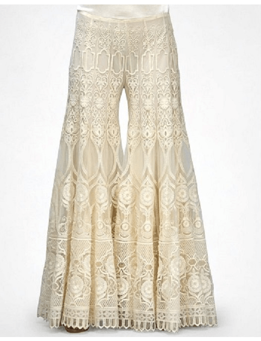 Cut and Sew Designer Sharara Pants 2017 | wedding collection in 2019 ...