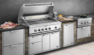 Fascinating Lowes Outdoor Kitchen Diy Ideas Plans Island ...