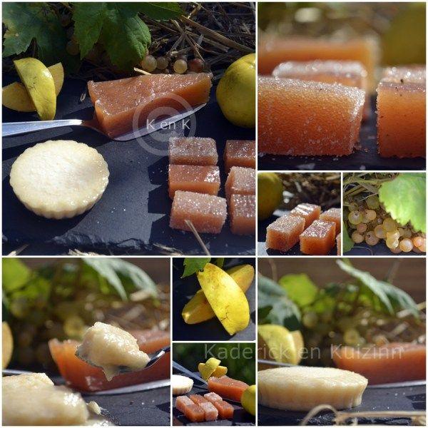 Sorbet coings recette fait maison sur | Sorbet, Fait maison, Blog cuisine