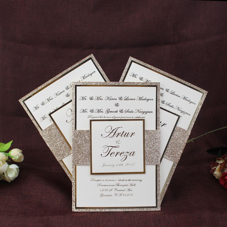 Wedding Invitation Card Cheap Wedding Invitations Wedding Invitation Kits Wedding Stationery