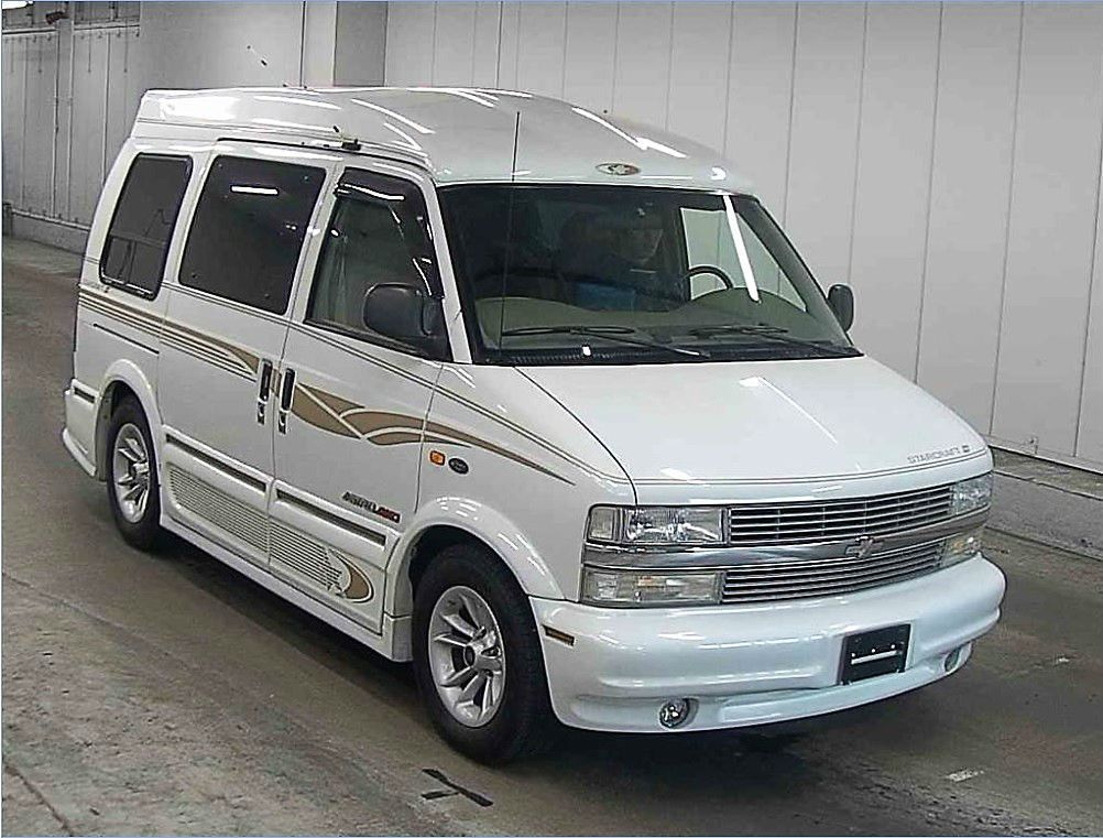 Fresh import 2002 02 plate chevrolet astro day van gmc safari 4.3 v6 ...