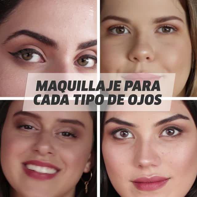 Photo of Maquillaje para cada tipo de ojos