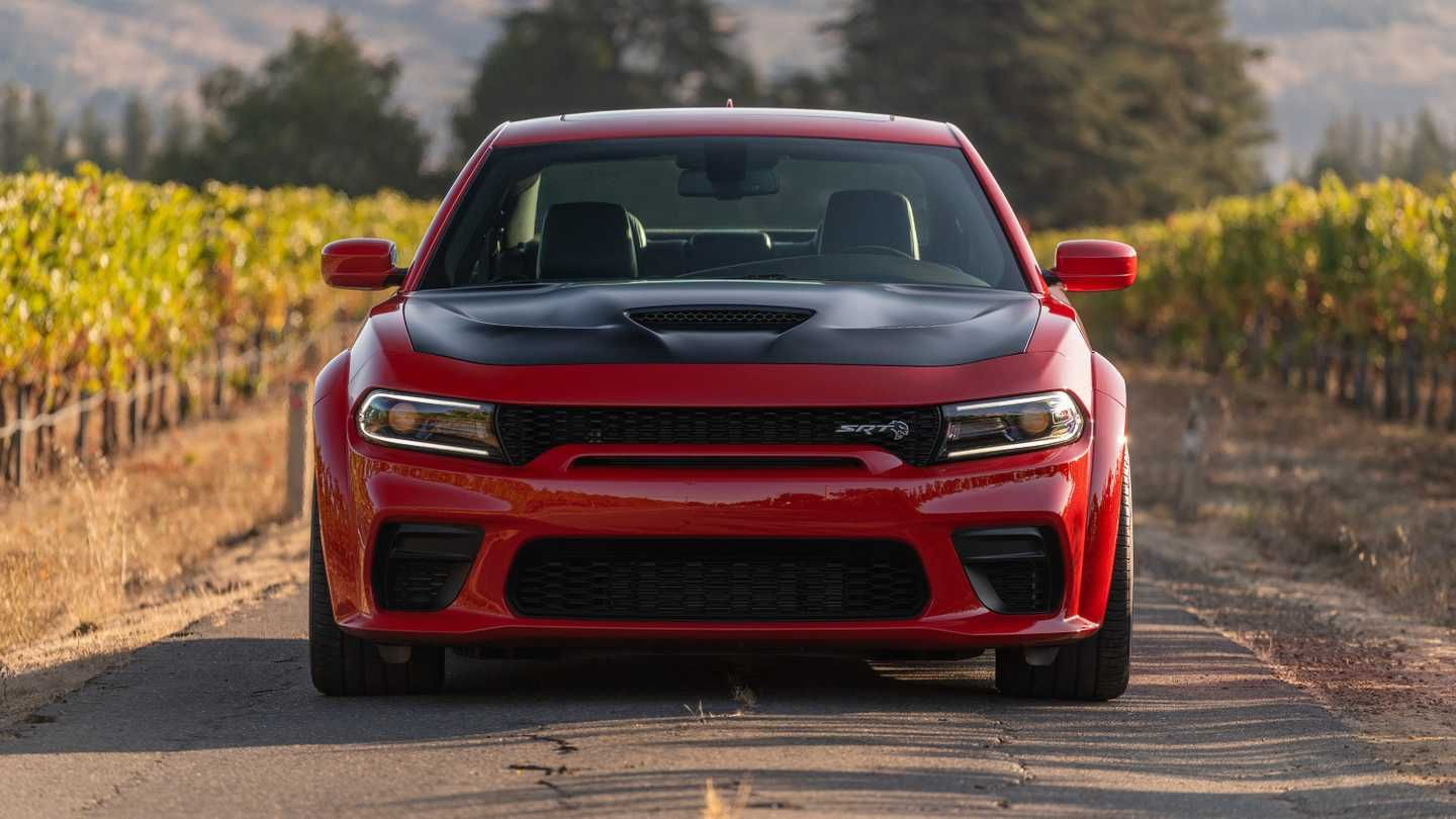2020 Dodge Charger Srt Hellcat Widebody First Drive For Teens
