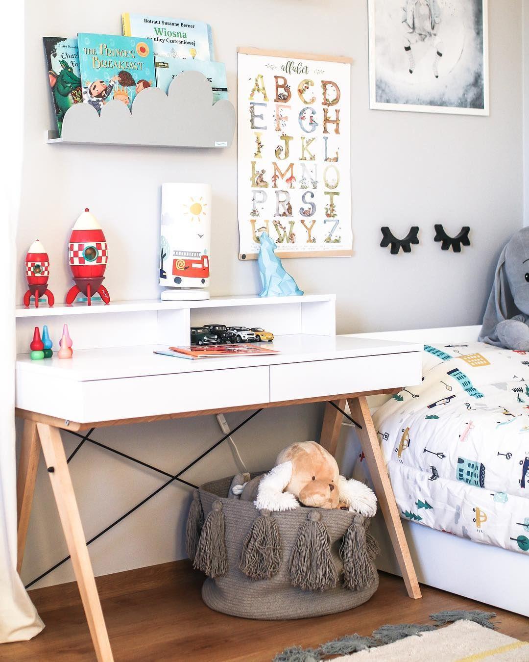 Pin By Natalia Stygar On Pokoj Filip Home Decor Furniture Desk