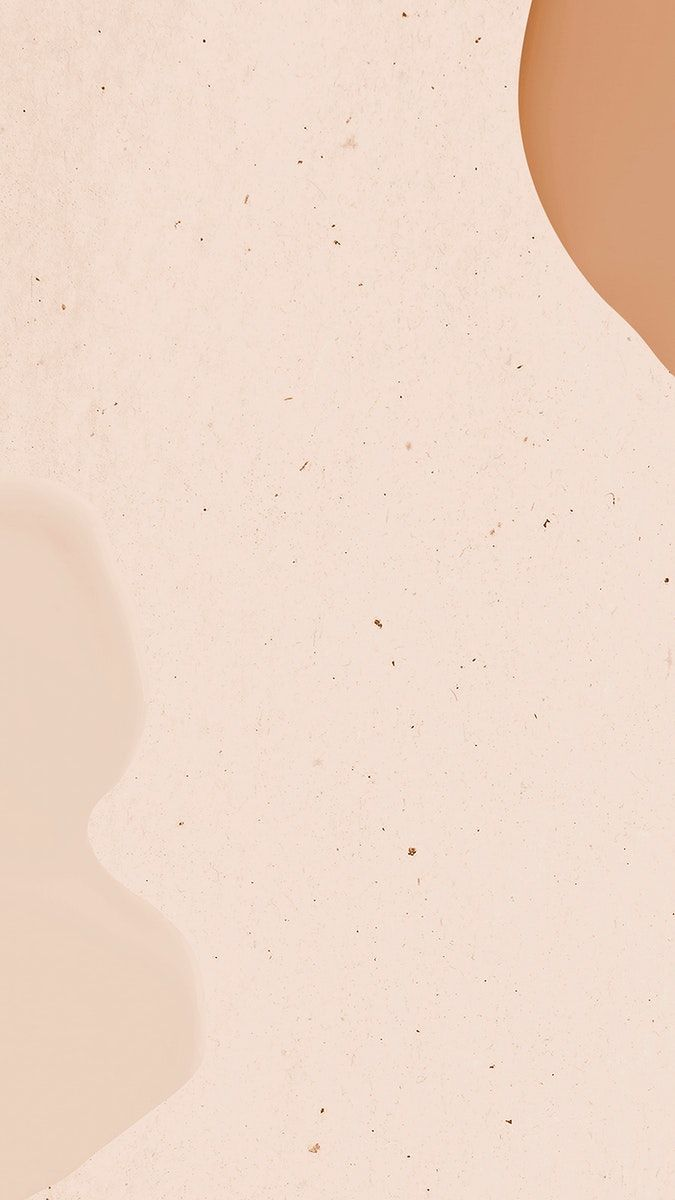 Download free illustration of Beige acrylic texture background wallpaper