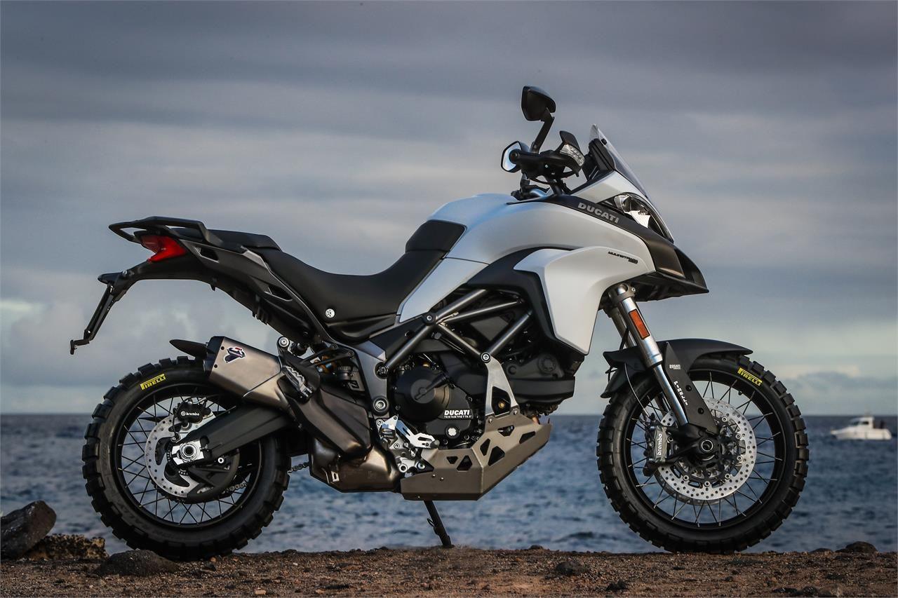 Ducati Multistrada 950: Multidomada y accesible - foto 70 | bike ...