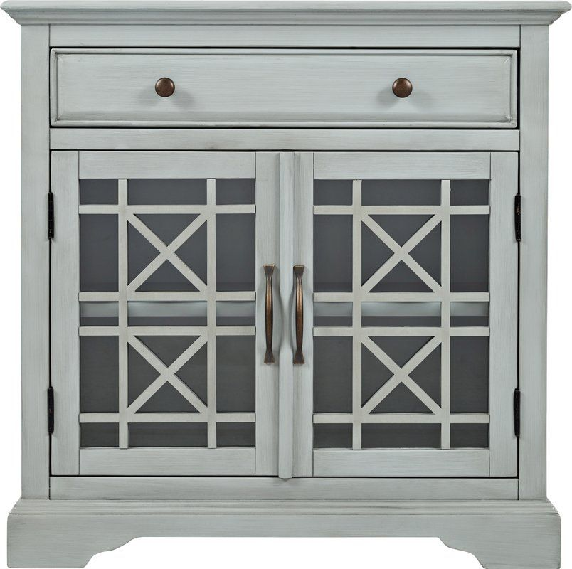 Daisi 1 Drawer 2 Door Accent Cabinet Accent Doors Accent Cabinet Stylish Cabinet