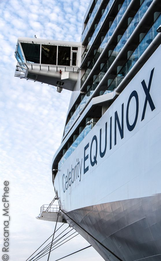 Celebrity Cruises, Equinox a floating city - Hot and Chilli