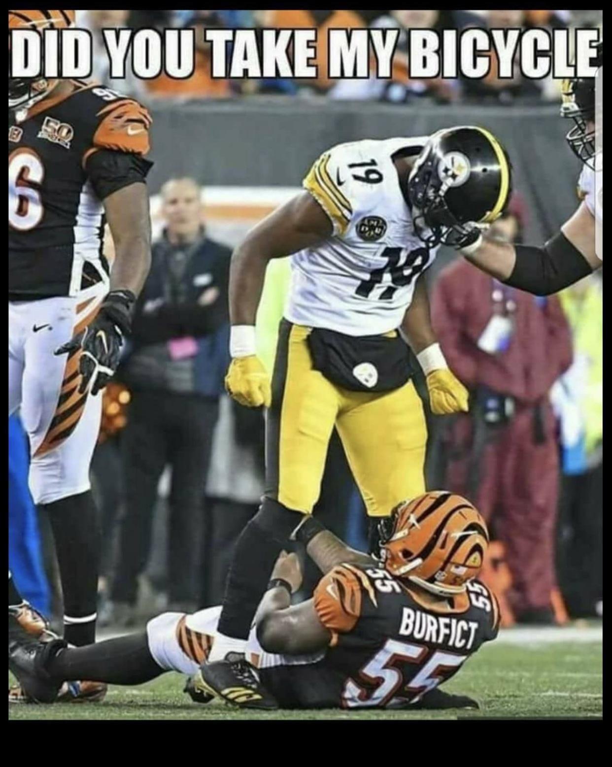 19 JuJu SmithSchuster Pittsburgh Steelers