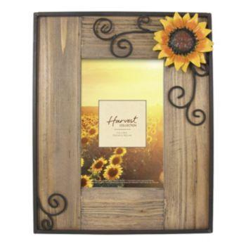 Sonoma Goods For Life Sunflower 4 X 6 Frame Frame Metal Style