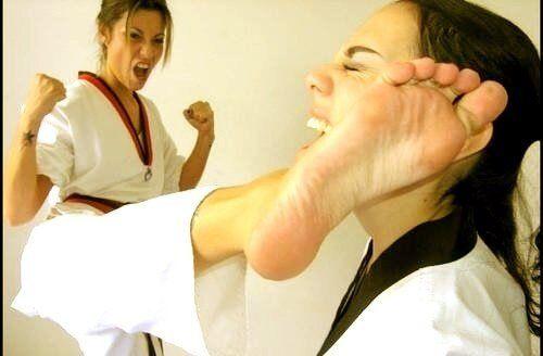 Pin On Karate Feet Fetish
