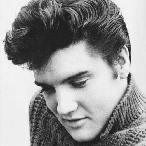 1950s Hairstyles For Men 50er Jahre Frisur Haar Styling Frisuren