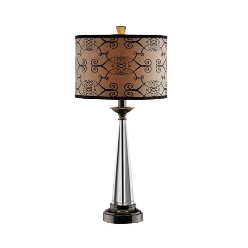 Stein world tapered crystal table lamp wayfair
