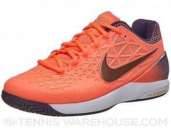 Nike Zoom Cage 2 MangoPurpleRose Women's Shoe | Chaussure