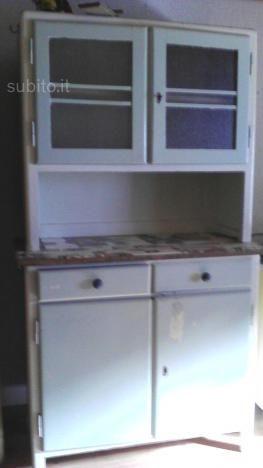 Credenza antica per cucina - Arredamento e Casalinghi In vendita a ...